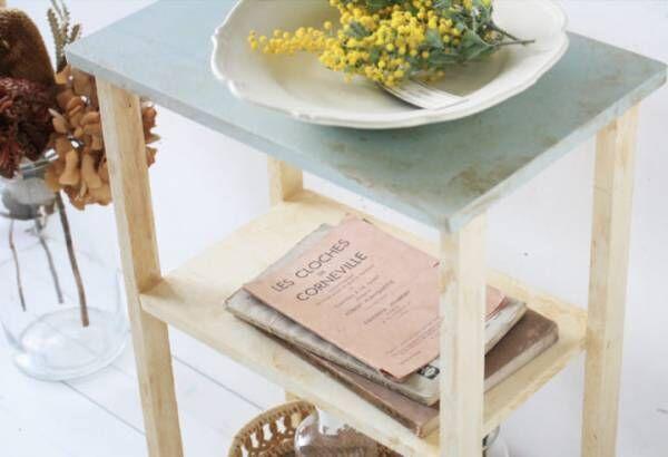 100均 テーブルラック DIY2