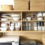 狭いから機能的に整理整頓!賢いキッチン収納のメソッドとは
