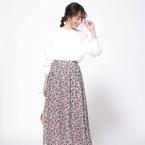一日中おしゃれ♡仕事後に何かあっても安心の「スカートスタイル」