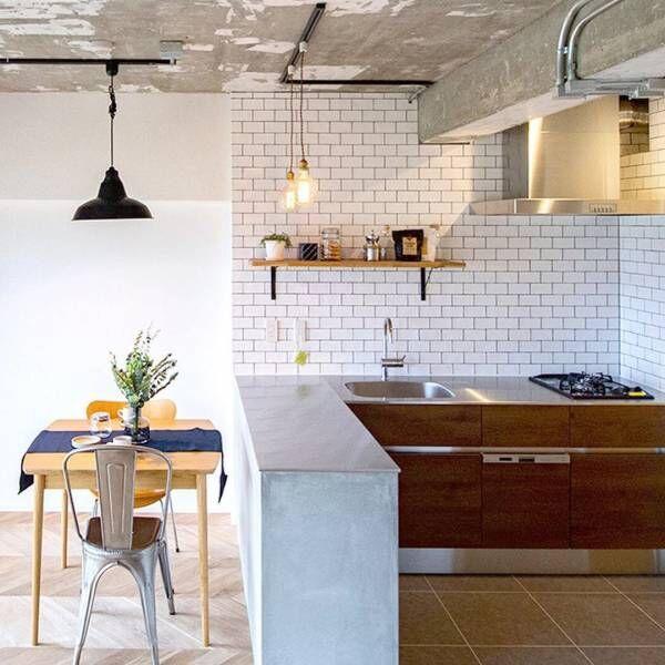 リノベーションで叶える素敵なキッチン♡オリジナリティ溢れる空間づくりのヒント集