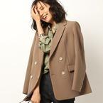 「ジャケット」できちんと見え春コーデ♡自分に合った今どきの着こなし術を!