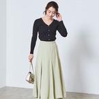 カジュアルもきれいめもスカートで女っぽく決めよう♡おすすめコーデ15選