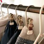 おうち時間でできる衣類の整理整頓!実用例や便利グッズもご紹介