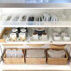 使いやすさ抜群!家事効率が上がるキッチン収納実例をご紹介します☆
