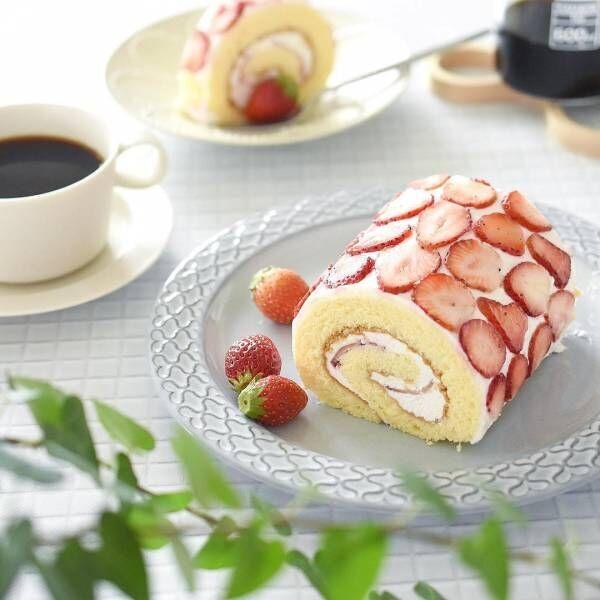 おうちで楽しむ苺のスイーツ特集♡可愛らしい盛り付けでおやつタイムを特別に