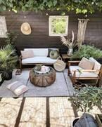 家での暮らしを快適に♡ウッドデッキやバルコニーのインテリアコーディネート案