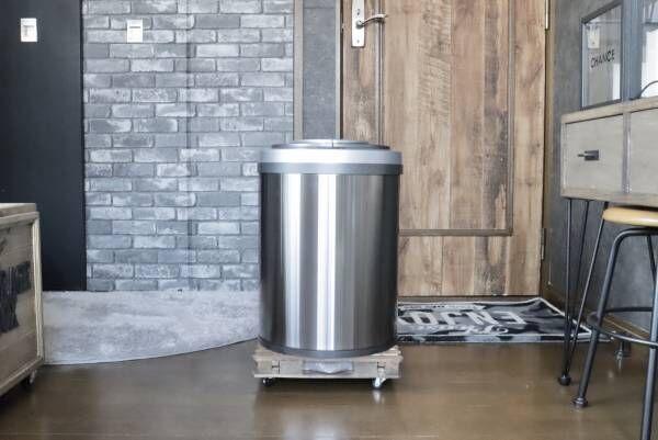 【連載】100均すのこと角材でゴミ袋が収納できるコロコロ台車をDIY!