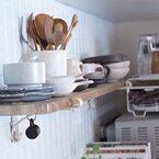 『見せる収納』がお洒落なインテリアに♡ディスプレイ&収納の極上アイデア集
