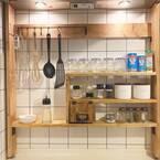生活感があってもおしゃれなキッチンが理想♡素敵なキッチンインテリア