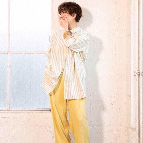 今穿きたい『カラーパンツ』の旬顔コーデ集♪大人女子のトレンド着こなし術15選