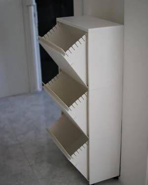 3段ボックスで収納