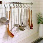 いろいろな収納方法!毎日使う「キッチンツール」のすっきり収納アイデア集