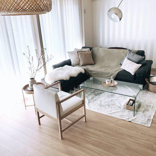 シンプルで居心地の良いお部屋2