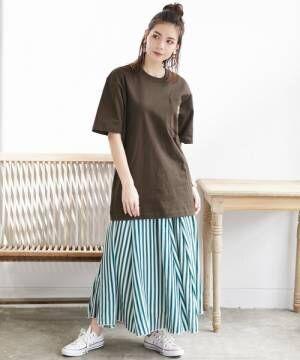 [Chaco closet] carhartt(カーハート) ビッグシルエット ポケット半袖 ロゴ Tシャツ Workwear Pocket 1/2 Sleeve T-Shirts (Chaco closet)