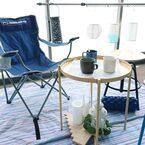 【IKEA】のスタイリッシュ家具使用実例!ベランダをおしゃれに有効活用☆