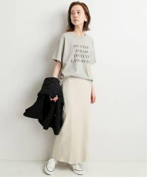 [IENA] Le Petit Prince ロゴTシャツ A◆