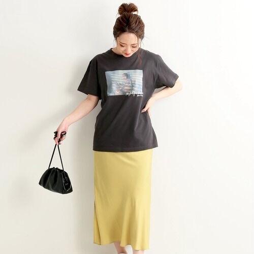 カジュアルスタイルの定番♡今シーズン買い足したいおすすめプリントTシャツ15選
