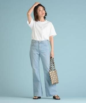 [LIPSTAR] 《Lee/リー》LIPSTAR別注コラボTシャツ