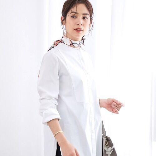 1枚で着回し上手!ホワイトシャツの旬デザインと大人可愛いスタイリング特集