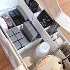 冷蔵庫以外でも使える!《セリアetc.》のドアポケット用仕切り活用術をご紹介