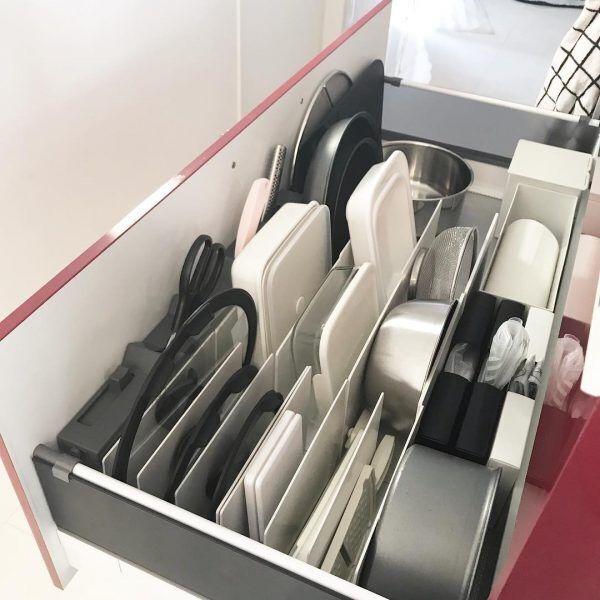 キッチン立てる収納3