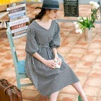 ギンガムチェックが可愛い♡ワンピース&スカートで初夏の着こなし15選
