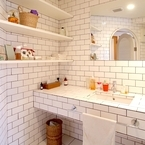 理想の洗面所が欲しい!そんな願いを叶えるリノベーション実例5選