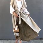 ナチュラルコーデは《無印良品》にお任せ♪大人女子の着こなし術をご紹介!