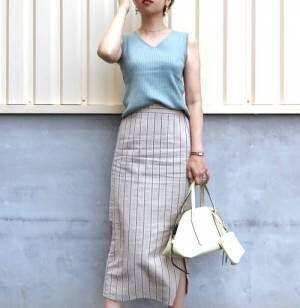 【GU・ユニクロ・しまむら】スカート特集♡プチプラで女っぽコーデを楽しもう!