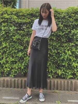 ZARA春夏スカート3