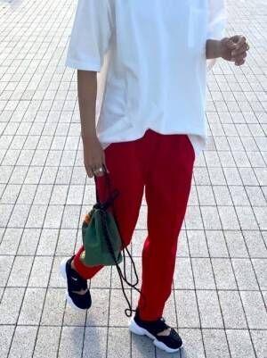 ZARA春夏パンツ3