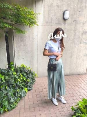 ZARA春夏スカート2