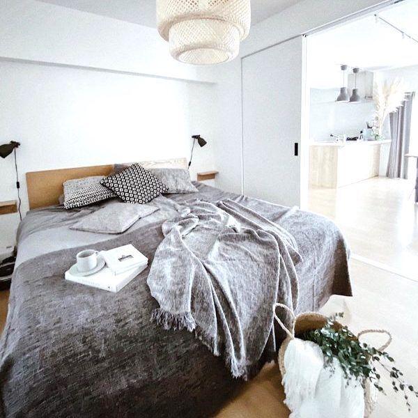 色によって寝室の雰囲気が変わる!カラー別おしゃれ寝室インテリア