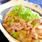【連載】節約食材を上手にボリュームアップ!豚こま切れ肉と新玉ねぎのスタミナ炒め