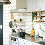 【連載】憧れのタイル張りキッチンへ!DIYで壁のタイル張りに挑戦♪
