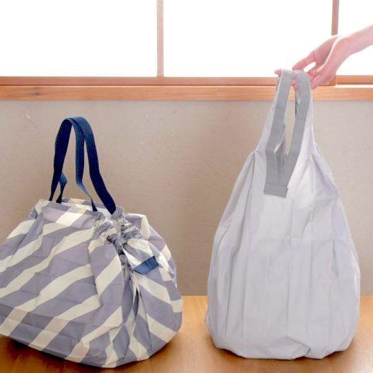 【連載】エコバッグの不満を解消&家事時短!誰でも簡単にたためるシュパット!