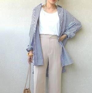 初夏にぴったり♪【ユニクロ】プチプラシャツ・ブラウスで作る大人女子コーデまとめ