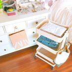 【IKEA】ロースコグがやっぱり可愛い♡家中どこでも使える万能ワゴン