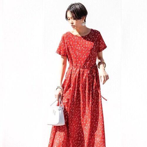 暑い日は「ワンピース」でストレスフリー!大人のレディースファッション