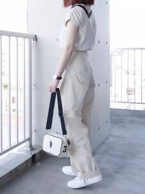ユニクロ夏コーデ4