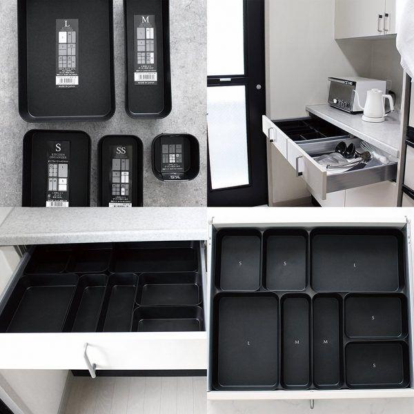 美しいキッチン収納が実現するキッチンケース