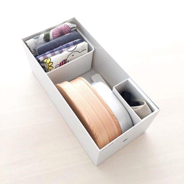 【無印良品】のファイルボックス活用術8選!上手に使って収納名人になろう