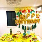 我が子のお誕生日を盛大に祝おう♪おしゃれなバースデーデコレーションアイデア