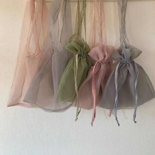 シフォン巾着/3COINS2