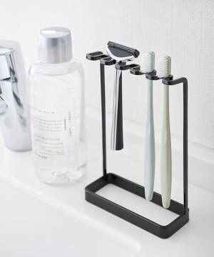 [HIGHTIDE] TOWER タワー 歯ブラシスタンド 5連