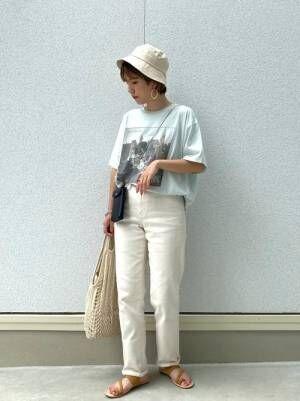 夏のプチプラファッション2