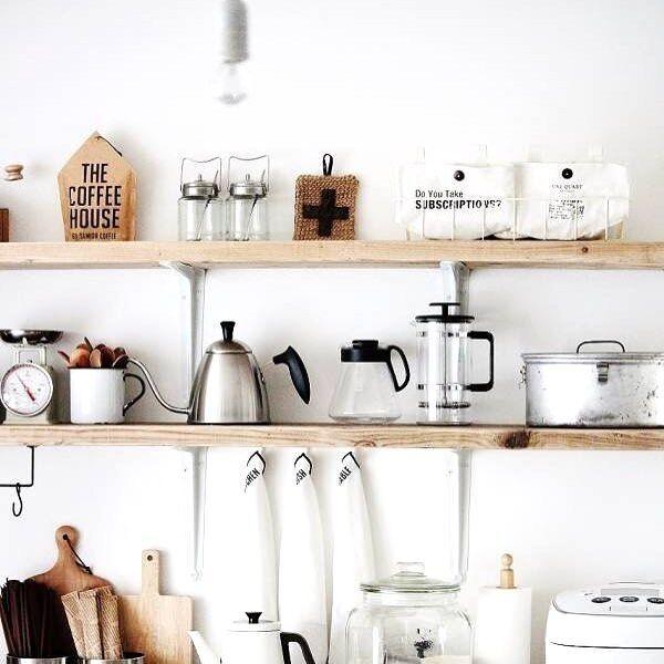 キッチン雑貨のチョイスが空間を変える?実例から学ぶ空間作り!