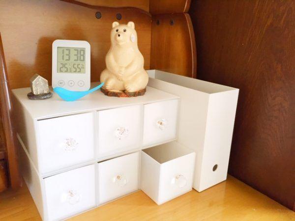 【連載】《無印収納》のボックスを夏仕様にDIY!100均グッズでカスタマイズ