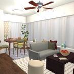 【連載】家具の配置に困っていませんか?生活が心地よくなる狭いお部屋のレイアウト