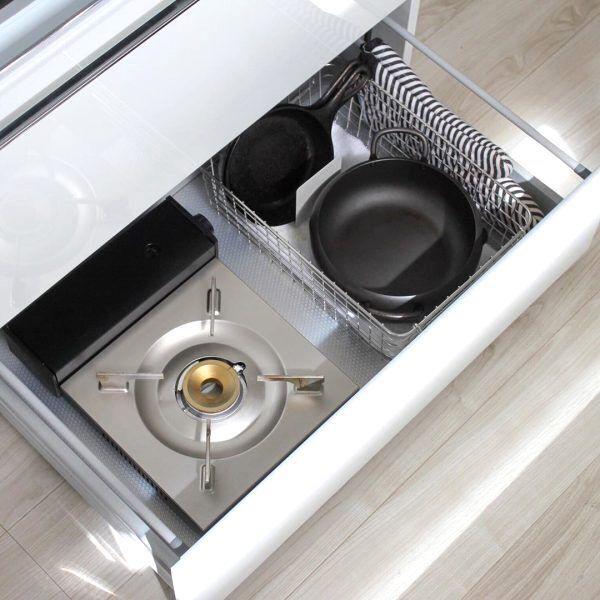 【無印良品】で整えるキッチン☆人気の収納アイテム&使い方リサーチ